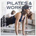 Pilates & Workout, Pop Remixed & R&B Grooves MP3