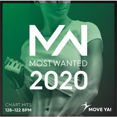 2020 MOST WANTED Chart Hits - 128-122 BPM MP3