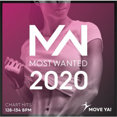 2020 MOST WANTED Chart Hits – 128-134 BPM MP3