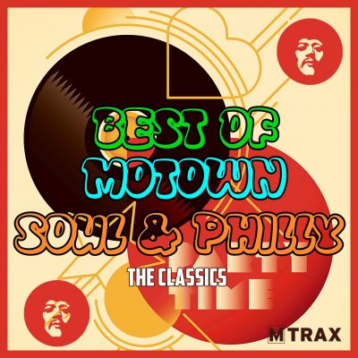 Best of Motown, Soul & Philly - The Classics MP3