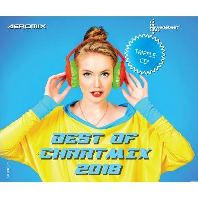 Best Of Chartmix 2018 (3CDs)