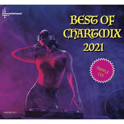 Best Of Chartmix 2021 (3CDs)