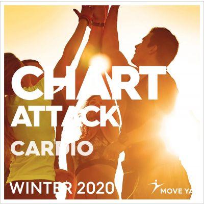 CHART ATTACK Winter 2021 Cardio - MP3