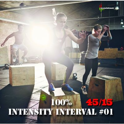 Aeromix 100% Intensity interval #01 (45/15)
