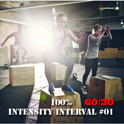 Aeromix 100% Intensity interval #01 (60/30)