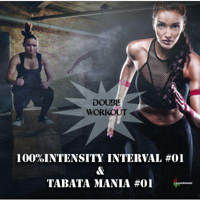 BUNDLE Tabata Mania #01 + 100% Intensity interval #01