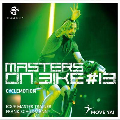 Masters On The Bike 13 - Cyclemotion
