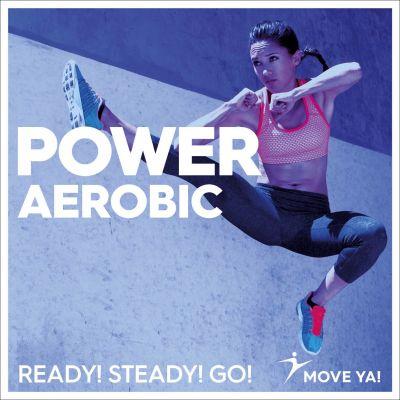 Power Aerobic Ready, Steady, Go! MP3