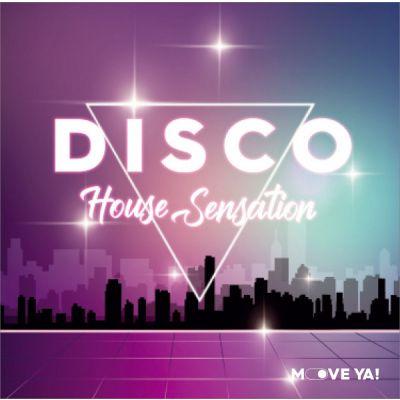 DISCO HOUSE SENSATION - MP3