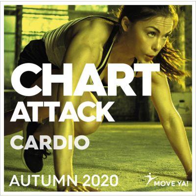CHART ATTACK  Step/Cardio - Autumn 2020
