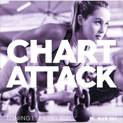 CHART ATTACK Spring 2021 Toning - MP3