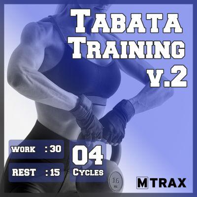 Tabata Training (30-15) Volume 2 MP3