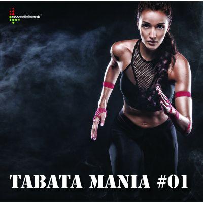 Aeromix Tabata Mania #01 8x20 /10
