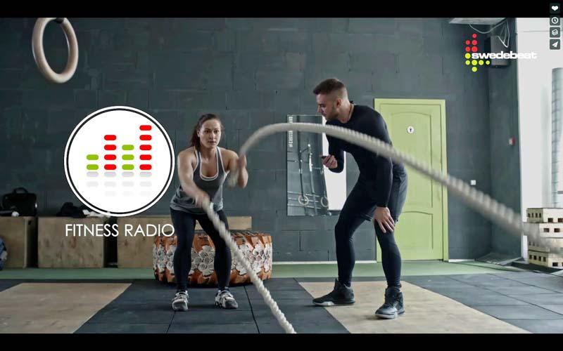 Swedebeat Fitnessradio Video